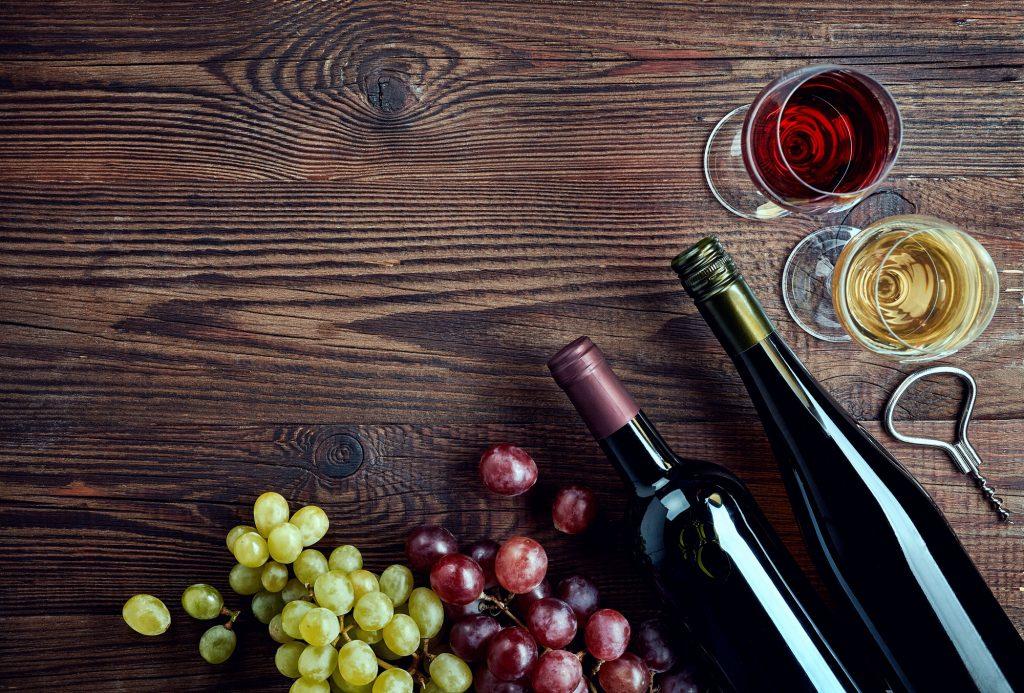 Wein + Fleisch = Liebe