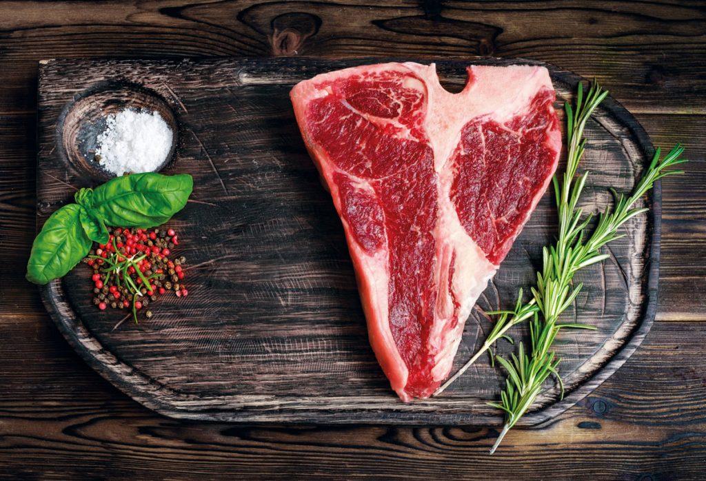 Das besondere Stück: Porterhouse Steak